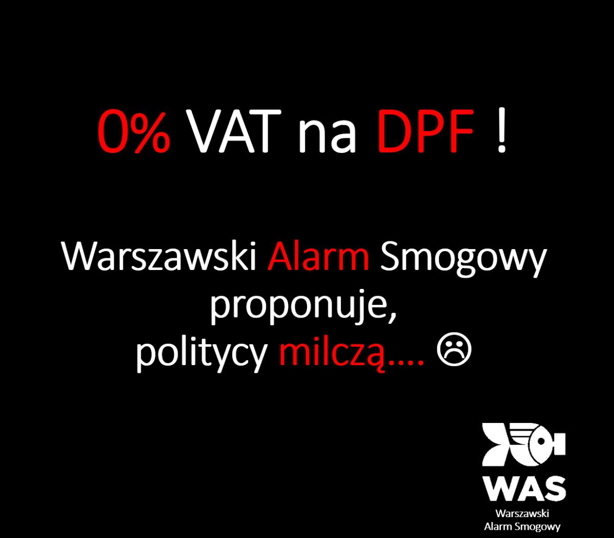 0% VAT naDPF !